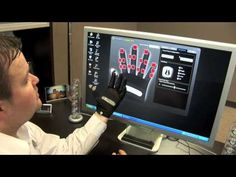 An introduction to the Peregrine Wearable Interface Glove by Brent Baier, the inventor. He covers the basic features of the device and shows it in action.