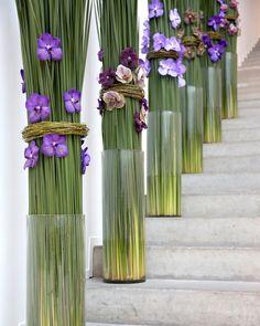 Wedding Set Up, Wedding Colors, Hotel Flower Arrangements, Daniel Ost, Flower Decorations, Wedding Decorations, Hotel Flowers, Bouquet, Orchid Plants