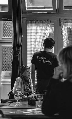 Robert et Louise, Le Marais, Paris