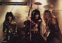Randy, Blackie & Chris WA.S.P