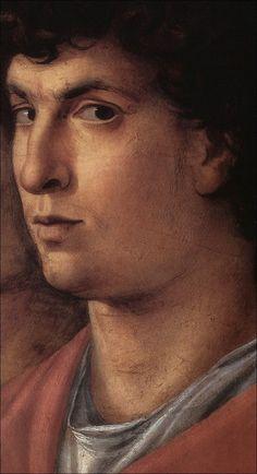 Autoritratto (Self Portrait) by Giovanni Bellini