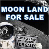 Interested in gifting some prime real estate? Look no further–if you know a man who would love to own extraterrestrial property, we've got you covered. Give a man one full acre of moon land, along with his very own lunar deed. This is the perfect gift for someone to whom you promised the moon and stars.