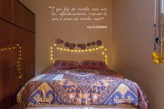 Open house -Talita Rubinho. Veja: http://www.casadevalentina.com.br/blog/detalhes/open-house--talita-rubinho-3025 #decor #decoracao #interior #design #casa #home #house #idea #ideia #detalhes #details #openhouse #style #estilo #casadevalentina #bedroom #quarto