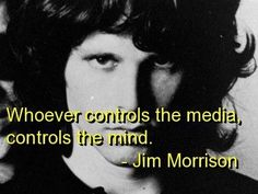 Control it and control the masses. #Media