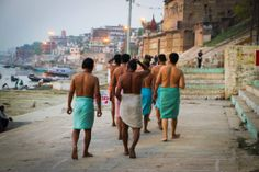 Brace yourselves for the emotional rollercoaster of Varanasi India! From public cremations to wandering cows and the best lassi in India. Emotional Rollercoaster, Varanasi, Public, Lassi, The Incredibles, India, Cows, Death, Men