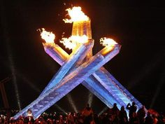 2010 Vancouver Olympic Flame-went to watch hockey! 2010 Winter Olympics, Olympic Flame, Wayne Gretzky, Winter Games, Ice Hockey, Figure Skating, Vancouver, Canoeing, Kayaking