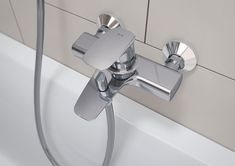 We don't just sell beautiful, individual bathroom products but a coordinated look — products that can be mixed and matched both from an aesthetic and technical perspective. Traditional Taste, Bath Shower Mixer, Design Awards, Cool Designs, Spirit, Products