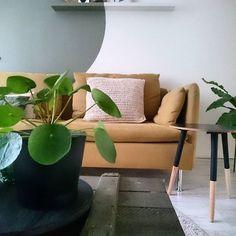 De SÖDERHAMN 3-zitsbank bij @ays.style | #IKEABijMijThuis IKEA IKEAnederland IKEAnl woonkamer inspiratie wooninspiratie bank sofa