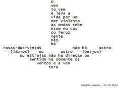 Poesia Concreta Autoral :)