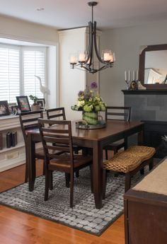 Love It or List It Toronto Dining room Redesign