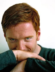 Damian Lewis - did you catch the season finale of Homeland? WOW to this Ginger. What intense drama!