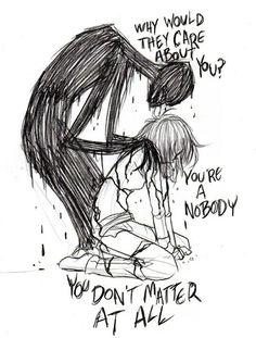 Image result for depression art