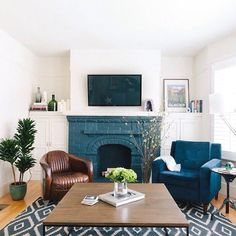 color palette - yellow floors with blue-black #paletteblue