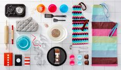 Get ready to bake with rolling pins, pastry cutters, baking molds and aprons! Find them all at IKEA :)