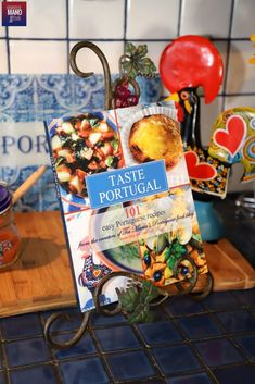 Easy Recipe Cookbook, Portuguese Recipes, Recipe Collection, Spices, Easy Meals, Cooking Recipes, Blog, Spice, Chef Recipes