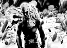 Manga One Punch-Man Capítulo 47 Página 38
