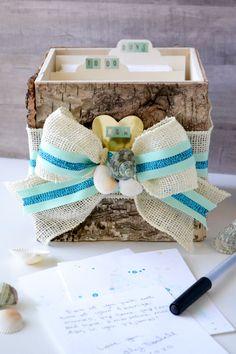 Wedding Bucket List Box!