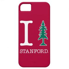 I Tree Stanford iPhone 5 Cover