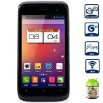 4.0 inch C230W Android 4.3 3G Smartphone with MSM8612 1.2GHz Quad Core 4GB ROM WiFi GPS WVGA Screen http://www.coupon4free.com/stores/gearbest-com/