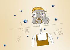 L'Agenda  d'Agathe  : Particules fines: alerte à la pollution !!!