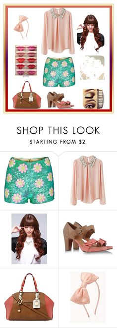 """""""spring fever"""" by womenrule ❤ liked on Polyvore featuring Wildfox, Chie Mihara, NARS Cosmetics, Dune, Forever 21, women's clothing, women's fashion, women, female and woman"""