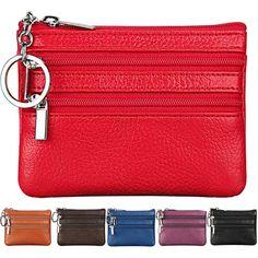 2017 Women's PU Leather Coin Purse Fashion Small Zipper Bag Mini Wallet Pocket Credit Card Case FA$B #Affiliate