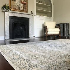 This is a handmade Bayat Rug from our Vintage Bayat Rug collection. Product : Vintage Bayat Rug : Overdyed Rugs - The Handmade Rug Co Rug Company, Color Blending, Beautiful Interiors, Ethereal, Vintage Rugs, Carpet, Colours, Traditional, Contemporary