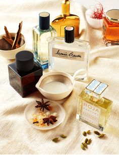 Fall's Best Spice Fragrances - Town & Country Magazine