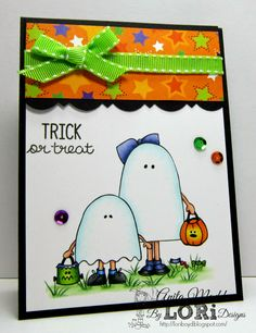 By LORi Designs Digi Shop: By LORi Designs - Puddle Jumper Big Ghost and Lil' Ghost