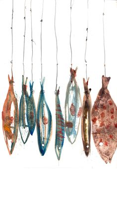 Hanging Fish by Raul Nieto Guridi