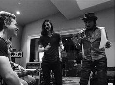 In the studio richie sambora