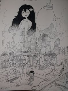 marceline and simon sad - Google Search