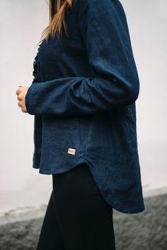 PURA Finland – Kestävää muotia Suomesta Ruffle Shirt, Finland, Raincoat, Normcore, Jackets, Shirts, Style, Fashion, Rain Jacket