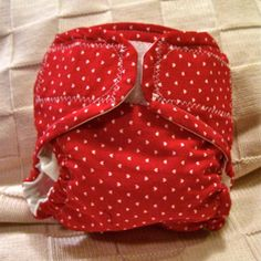 Cotton Diaper Cover Valentines Hearts by TheOrneryOffspring, $12.00