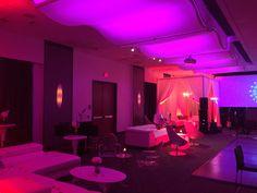 turn your party VIP, lounge style @Aloftmtlaurel #aloftevents