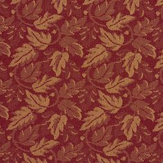 The K7812 WINE/LEAF upholstery fabric by KOVI Fabrics features Foliage, Small Scale pattern and Burgundy or Red or Rust, Gold or Yellow as its colors. It is a Crypton, Damask or Jacquard type of upholstery fabric and it is made of 59% polyester, 41% Olefin material. It is rated Exceeds 100,000 Double Rubs (Heavy Duty) which makes this upholstery fabric ideal for residential, commercial and hospitality upholstery projects.