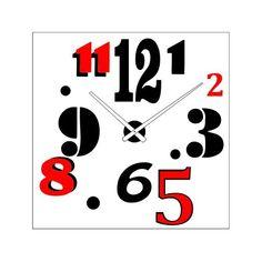 Reloj de pared-131