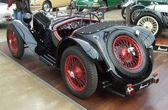 Riley Imp 000 000 1935 backleft A (cropped) - Riley Nine - Wikipedia Classic European Cars, Classic Cars, Vintage Cars, Antique Cars, Jaguar Daimler, Transportation Technology, Tata Motors, S Car, Sport Cars