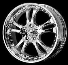 American Racing Casino #Chrome #Wheels http://www.thewheelconnection.com/
