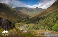 Glen Shiel, Highlands