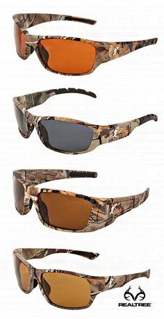 Realtree Xtra® Camo Sunglasses by Vicious Vision  #Realtreecamo #RealtreeXtra #camo #sunglasses