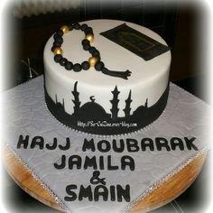 Cake Design : Retour de Hajj