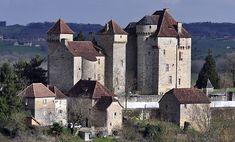 Châteaux de Saint-Hilaire et des Plas