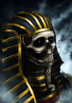 Pharaoh by TyphonArt