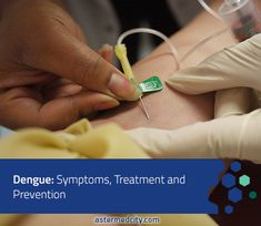 Dengue, which is mosquito borne disease is characterised with symptoms like fever, headache, muscle pains, joint pains, and a characterestic skin rash. In some rare cases, when it advances to dengue hemorrhagic fever, the blood plateletes levels and the blood pressure drop to dangerously low levels. This advanced stage of dengue can be life threatening. Here are the symptoms to diagnose it as early as possible, and also ways to…