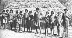 Arawak Indians British Guiana c1935