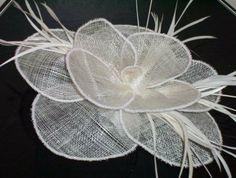 Linen wired petals