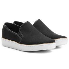 Compre Slip On Vizzano Liso Bege na Zattini a nova loja de moda online da  Netshoes. Encontre Sapatos, Sandálias, Bolsas e Acessórios. Clique e  Confira! 8905dbfe47