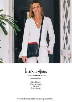 India Hicks Fall 2015 Cover