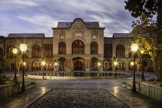 Masoudiyeh Palace - Tehran Iran